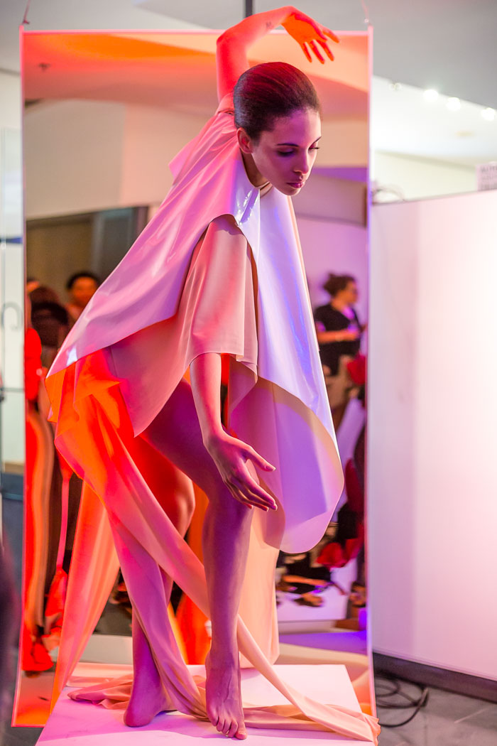 Photo from 5a9 McCord Montreal Fashion Tech Event