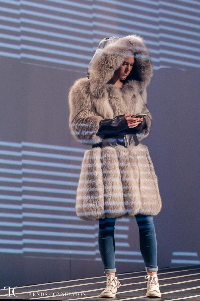 Cegep Marie-Victorin Collectif Creatif 2017 Runway Show - TrendsConnection
