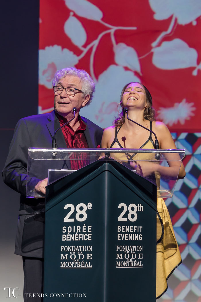 Fondation de la Mode de Montreal Benefit Evening