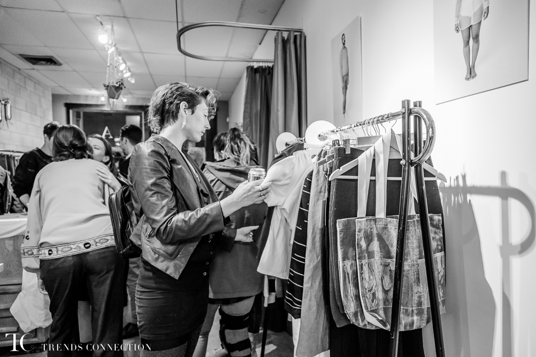 ercedes Morin Spring-Summer 2017 collection launch event.