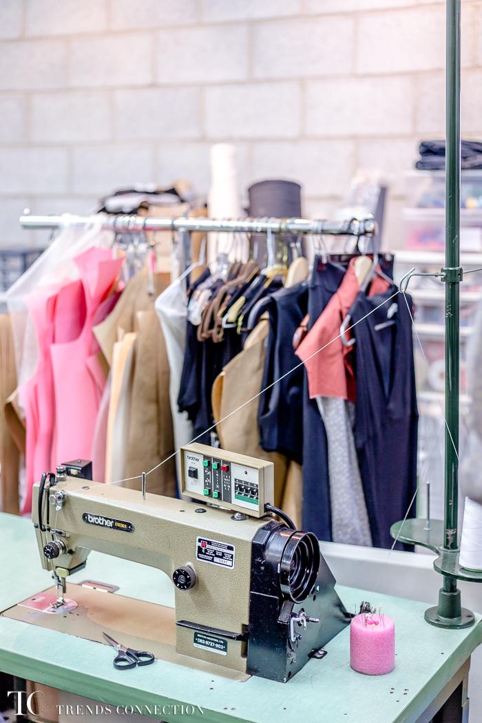 Atelier Vio-Li, the workshop of Mercedes Morin.